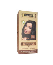 Pure Naturals Indus Valley Botanical Hair Color - Indus Black Kit - 180 Gms