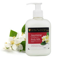 Soulflower Jasmine Body Milk - 250 ml