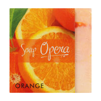 Soap Opera Fruit Soap -Orange 100 gm