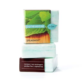 Puresense Tripple Milled Spice soap - Spearmint - 100 Gms