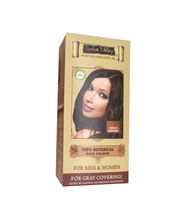 Pure Naturals - Indus Valley Botanical Hair Color - Indus Brown Kit - 180Gms