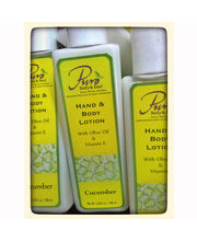 Puro Cucumber Hand & Body Lotion - 100 Ml