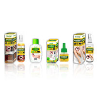 Herbal Strategi Bugs, Mosquito & Virus repellent pack