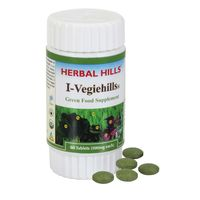 Herbal Hills I Vegiehills Veg 60 Tablets