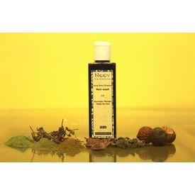 Neev Amla Ritha Shikakai Hair Wash Ayurvedic Wonder Herbs for Hair 100mL
