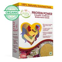 Early Foods Prenatal Nutrition - Protein Chutney Powder from Seeds 150 gm