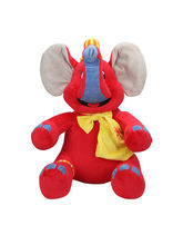 Tubbby Plush With Bag, Red