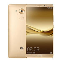HUAWEI MATE 8 64GB LTE DS,  champagne gold