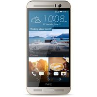 HTC ONE M9 PLUS 32GB,  gold