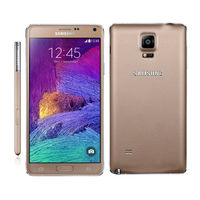 SAMSUNG GALAXY NOTE 4 N910C 32GB LTE,  gold