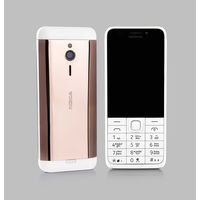 NOKIA 230 DUAL SIM 24 CARAT GOLD EDITION,  rose gold