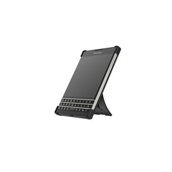 BLACKBERRY PASSPORT LEATHER FLEX SHELL