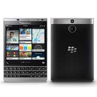 BLACKBERRY PASSPORT,  silver