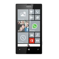 NOKIA LUMIA 520,  white