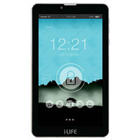 ILIFE K3400 7INCH 8GB 3G,  black