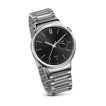 HUAWEI W1 SMARTWATCH - METAL STRAP WITH METAL FACE,  metal