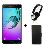 SAMSUNG GALAXY A310FD 16GB 4G DS,  black