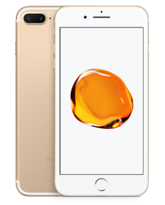 APPLE IPHONE 7 PLUS 4G,  gold, 32gb