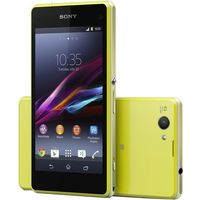 SONY D5503 Z1 COMPACT,  Lime