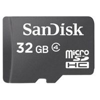 SANDISK MICRO SD 32GB (WITHOUT ADAPTER)