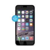 "PURO IPHONE 6 4.7"" PROTECTIVE FILM 2PCS,  transparent"