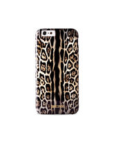 "JUST CAVALLI IPHONE 6 4.7"" ANTISHOCK COVER"" LEOPARD"",  single"