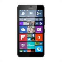 MICROSOFT LUMIA 640 XL,  black