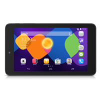 ALCATEL PIXI3 7INCH 4GB 3G,  volcano black