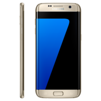 SAMSUNG GALAXY S7 EDGE G935F 32GB 4G DUAL SIM,  gold