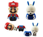 Shopizone 32 GB Pendrives USB 2.0 Mario+ Bunny Storage Flashdrive, 32 gb