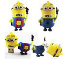 Shopizone 32 GB Pendrives USB 2.0 Pack of 2 Minions Storage Flashdrive, 32 gb