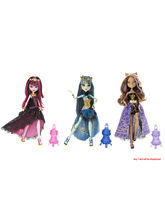 Monster High 13 WSHES PRTY DL