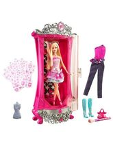 "Barbieâ""¢ A Fashion Fairytale Glitterizerâ""¢ Playset"