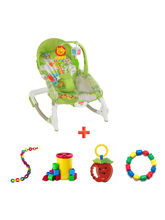 Newborn To Toddler Rocker+ Special Gift Pack