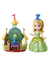 Sofia The First Princess AMBER & Praline The Peaco...