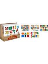 Wooden Nursery Kit (Set Of 5 Puzzle)