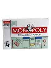 Funskool Monopoly - The American Version
