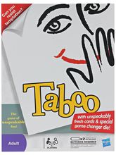Funskool Taboo Reinvention Strategy Game
