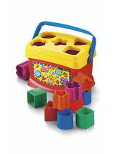 Fisher-price Baby's First Block Bucket