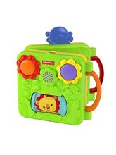 FISHER PRICE Take Along Toy Tote