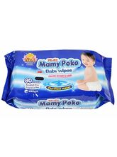 Mamy Poko Pants Baby Wipes 80 Sheets, 80 Wipes