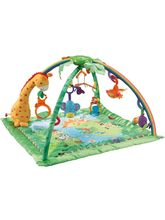 "FISHER PRICE Rainforestâ""¢ Melodies & Lights Deluxe ..."