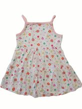Cute Comfy Frock For Babygirls, 6-9 M