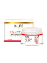 INLIFE Natural Day Gold Cream 50 Gm With SPF 20 Fo...