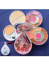 FASHIONABLE FLOWER MAKEUP KIT. . ATTRACTIVE PIECE