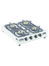 Sunshine CT-100 Four Burner Stainless Steel Cook Top, Png, Manual
