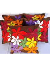 Cushion Covers Set Of 5 Pc KF6025