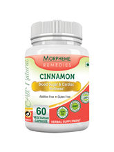 Morpheme Cinnamon 500mg Extract 60 Veg Caps