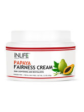 INLIFE Natural Papaya Fairness Cream 100 Gm Moistu...