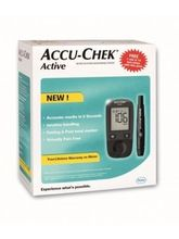 Active Blood Glucose Monitor With 110 Strips